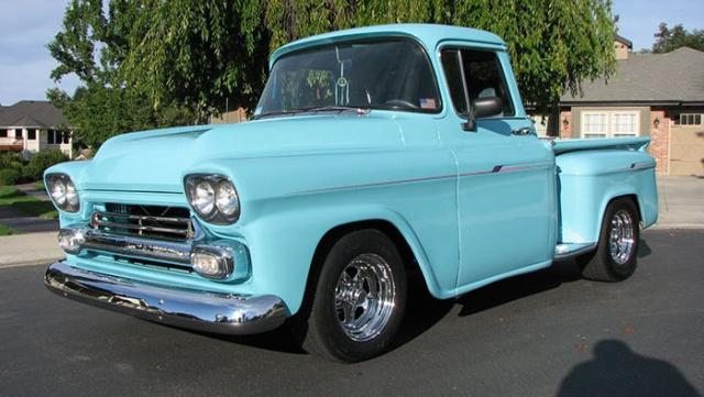 1959 Chevrolet Apache Task Force Truck